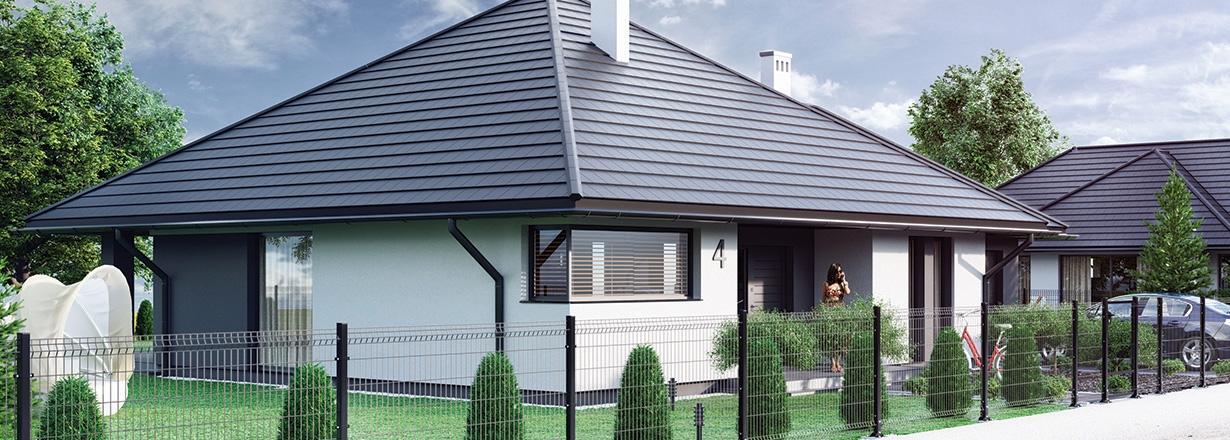 Domy Brzeźno